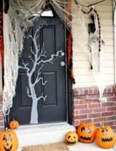 かぼちゃランタンの作り方と飾り方