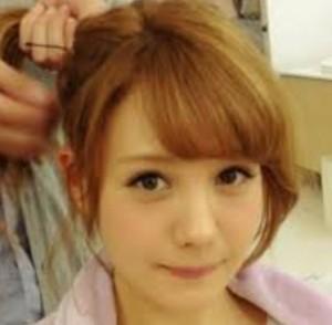トリンドル玲奈の前髪と眉毛の特徴